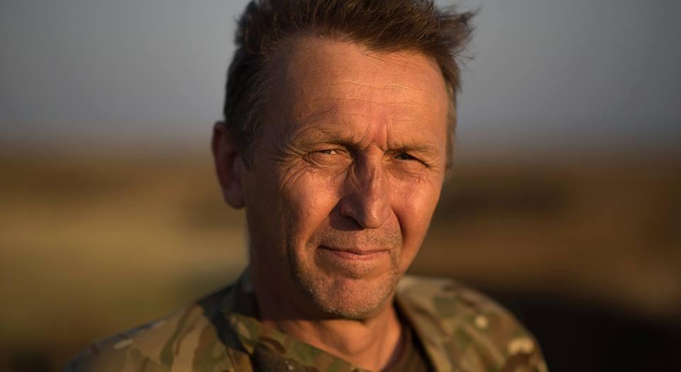 Михайло Мигович: Хотілося би, щоб українці шанували не лихварів, а воїнів 18