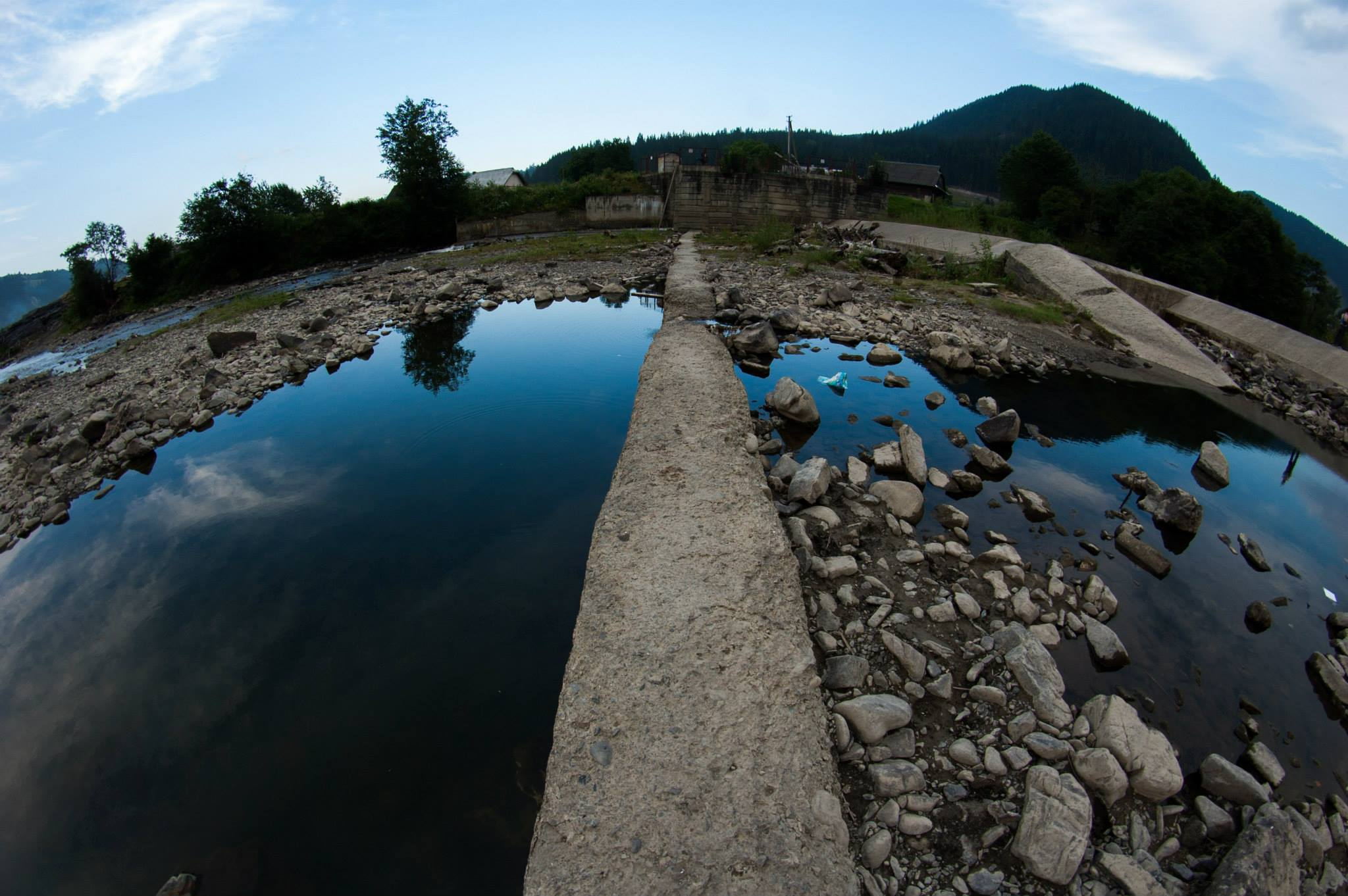 Петро Тєстов: Як ділки наживаються на вбивстві карпатських річок і що робити 9