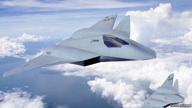 У США розповіли про винищувач 6-го покоління: лазерна зброя, значна дальність польоту 2