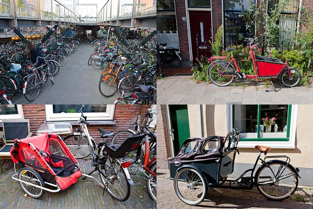 Голландія велосипед