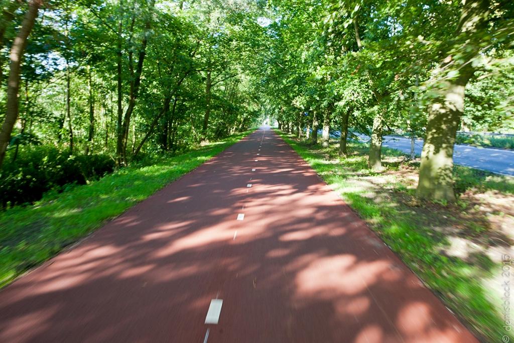Голландія велодоріжки
