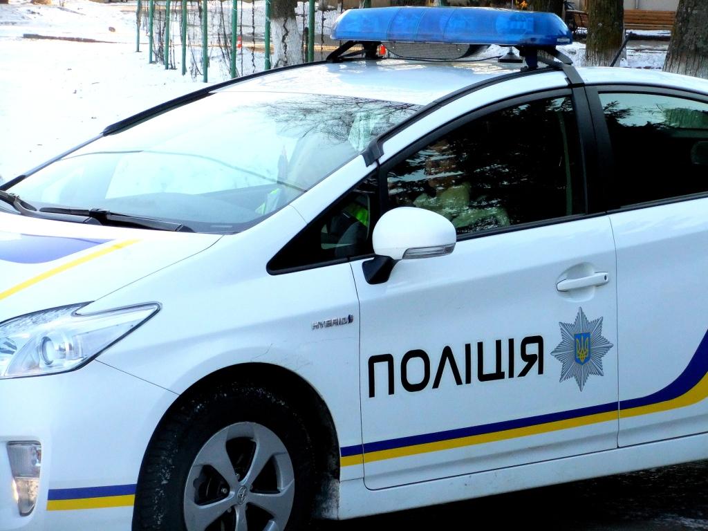 Віктор Загреба патрульна поліція Івано-Франківська
