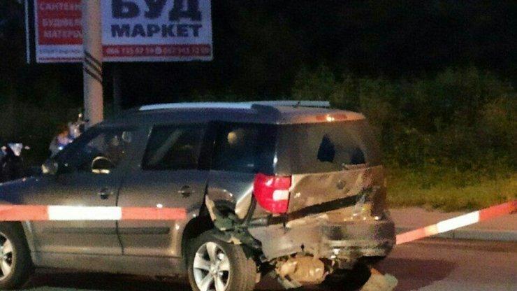 У Франківську та Угринові п'яні водії скоїли ДТП 1