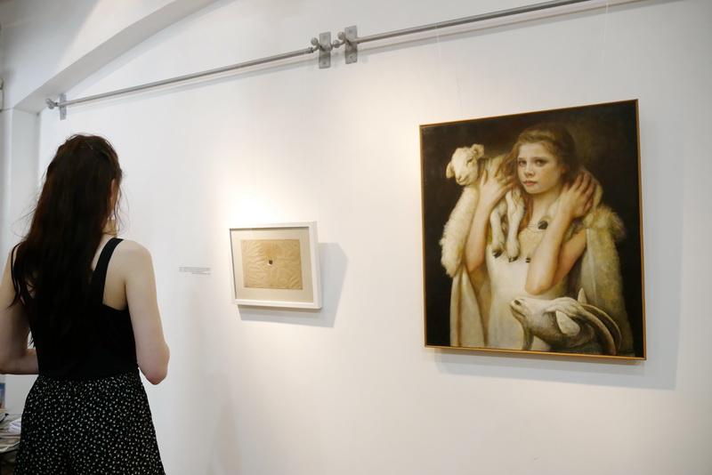 У «Бастіоні» представили провокативний проект про цінність сучасного мистецтва 1