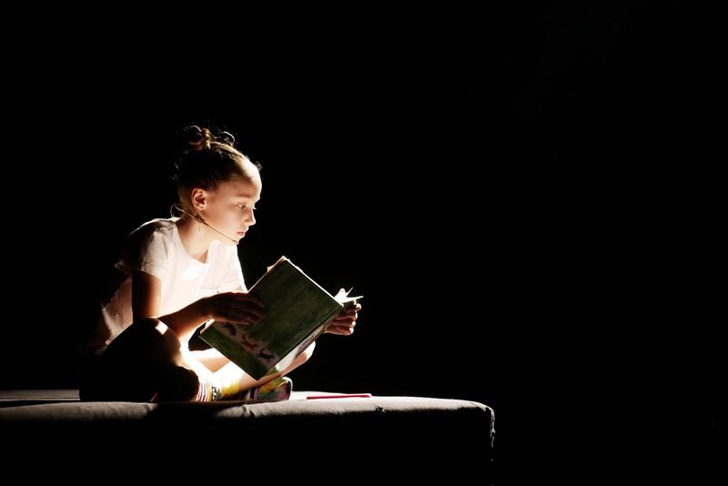 """Дитяча театральна майстерня"" у Франківську показала виставу про бабая Йохана 4"