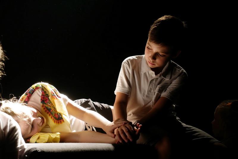 """Дитяча театральна майстерня"" у Франківську показала виставу про бабая Йохана 18"
