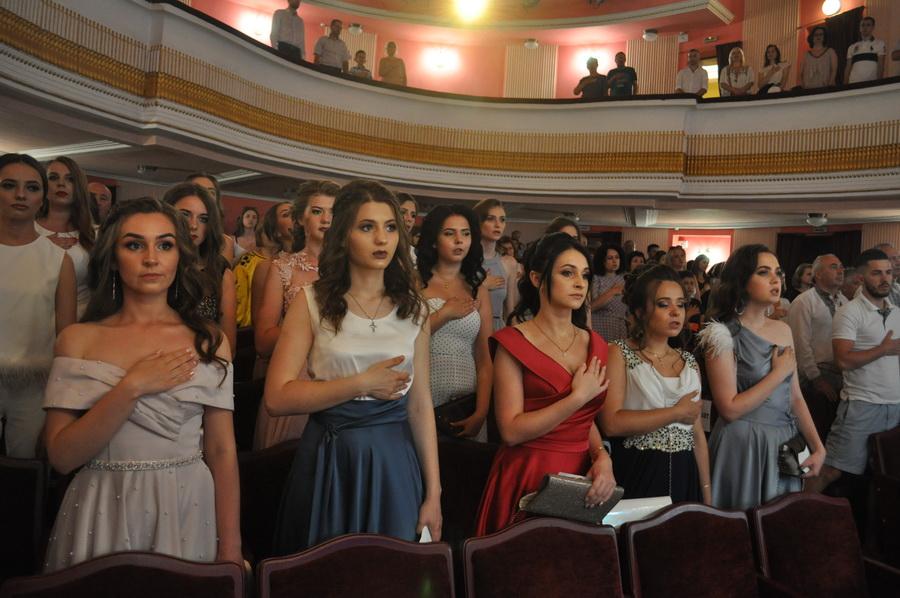 В ІФНМУ вручили дипломи випускникам фармацевтичного факультету 2