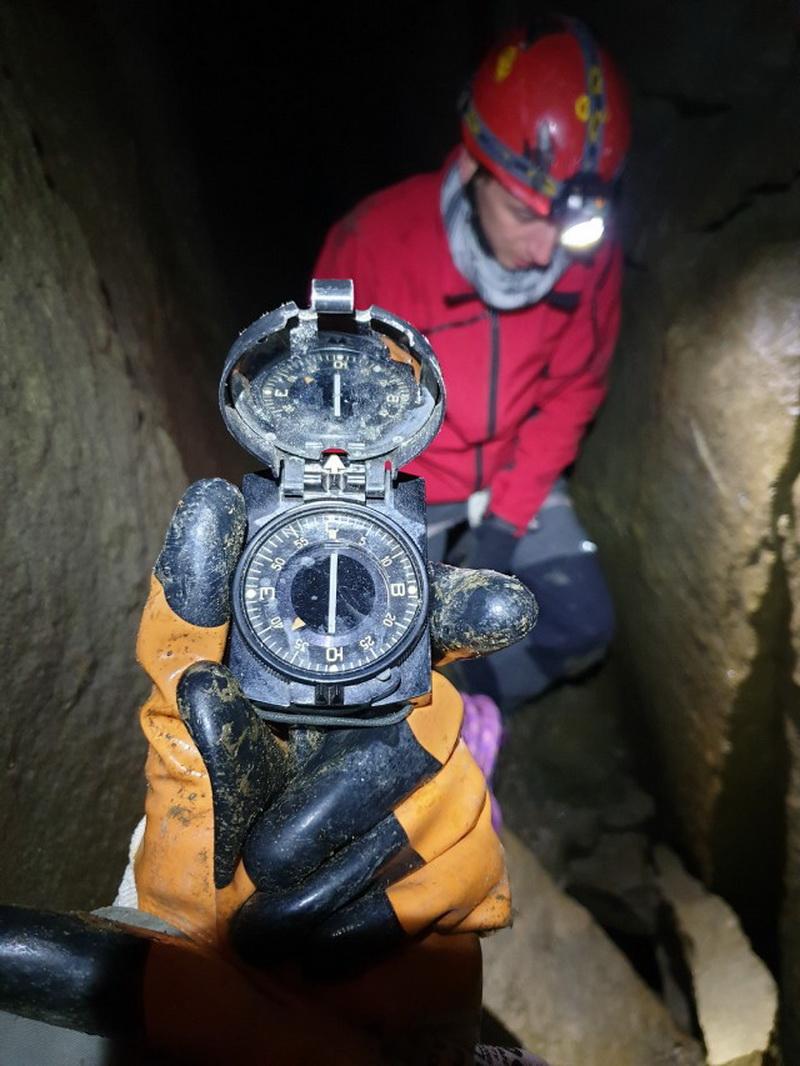 200 м ходів: під горою Піп Іван дослідили печеру 16