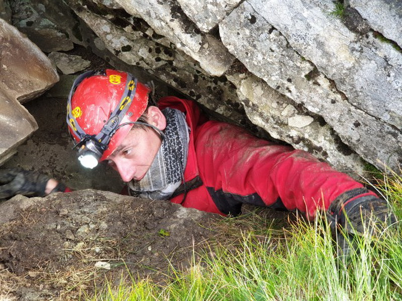200 м ходів: під горою Піп Іван дослідили печеру 6