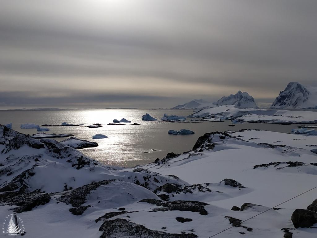"""Пункт призначення – Антарктида, станція """"Академік Вернадський"""" 26"""