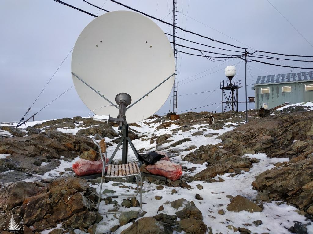 """Пункт призначення – Антарктида, станція """"Академік Вернадський"""" 29"""