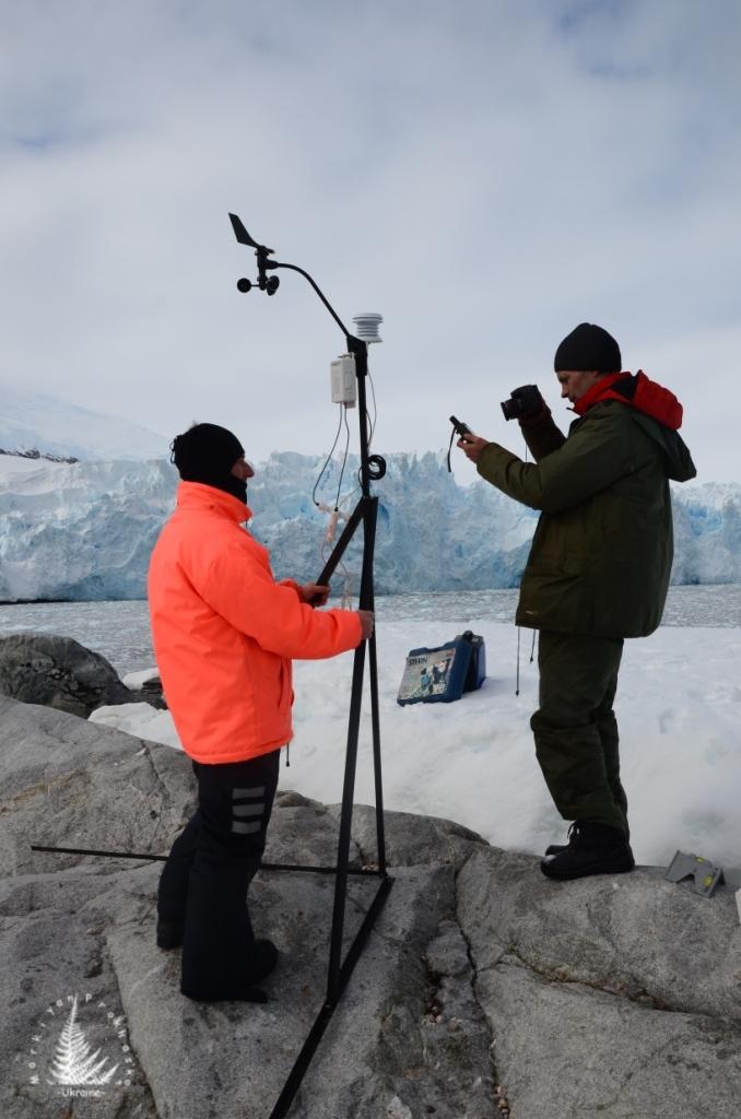 """Пункт призначення – Антарктида, станція """"Академік Вернадський"""" 32"""