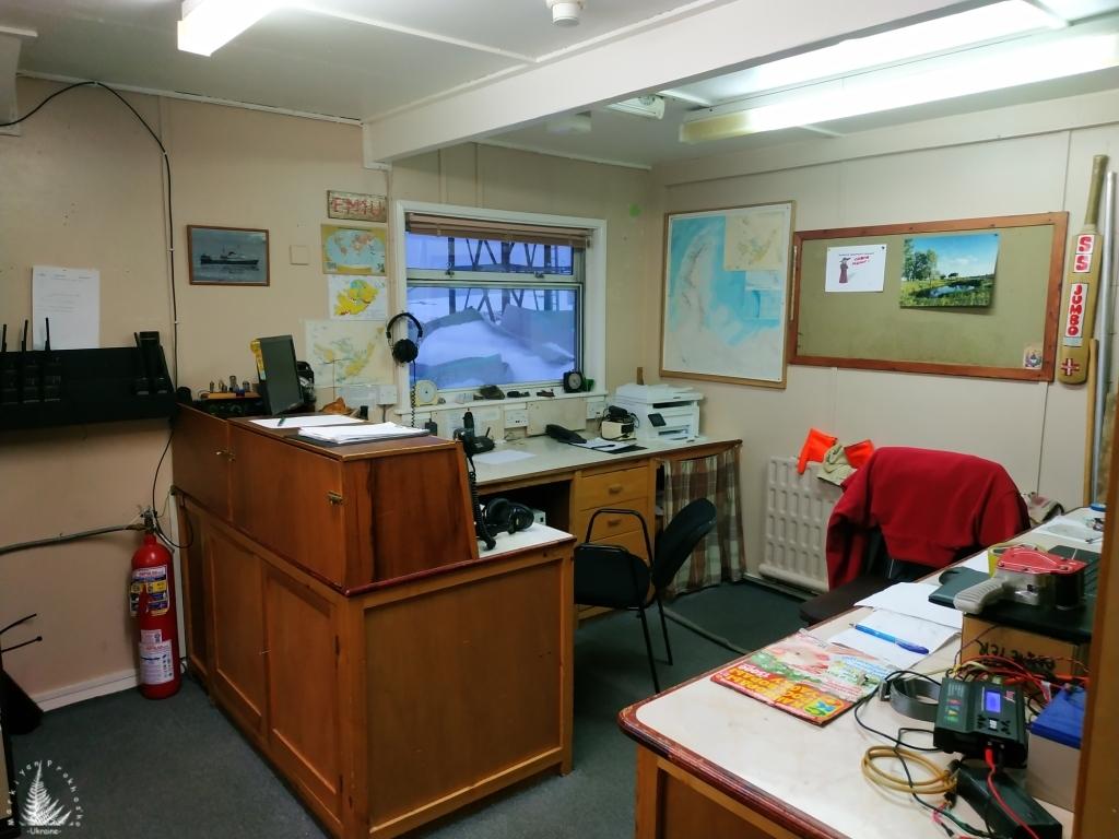 """Пункт призначення – Антарктида, станція """"Академік Вернадський"""" 40"""