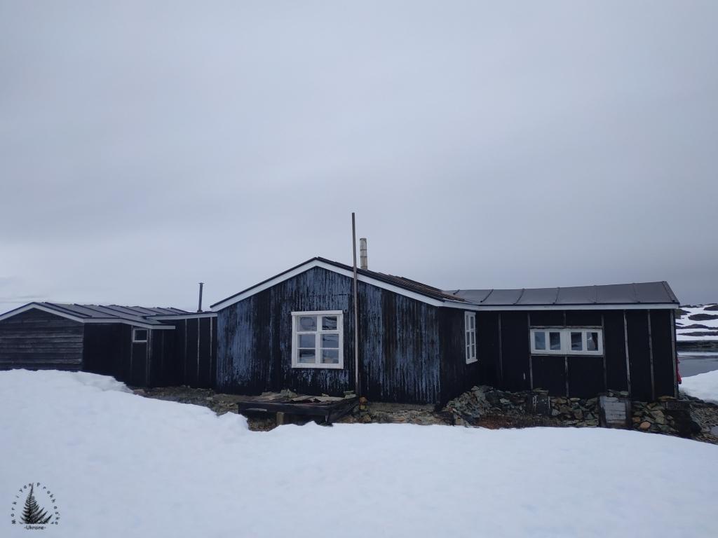 """Пункт призначення – Антарктида, станція """"Академік Вернадський"""" 43"""