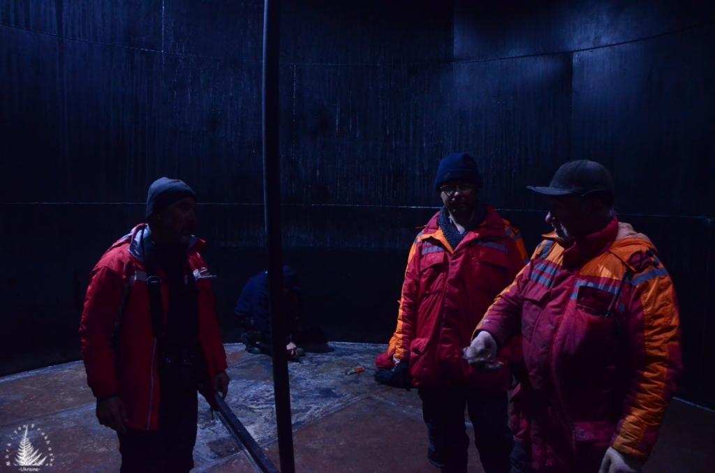 """Пункт призначення – Антарктида, станція """"Академік Вернадський"""" 45"""