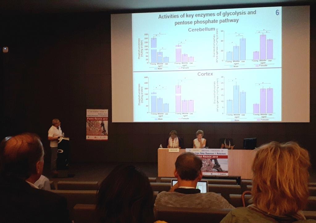 Науковці-біохіміки ПНУ виступили на міжнародній конференції в Парижі 1