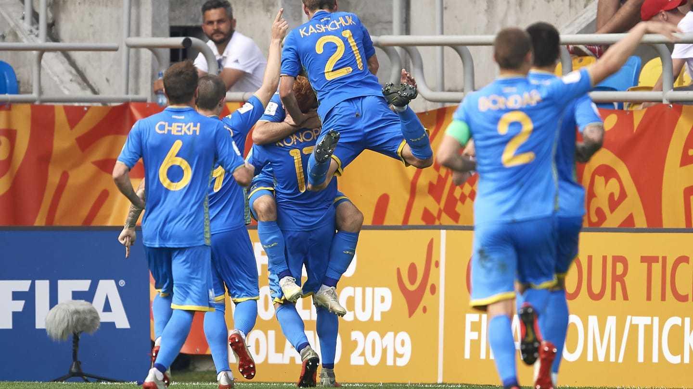 Україна обіграла Італію та вперше в історії зіграє у фіналі ЧС з футболу U-20 2