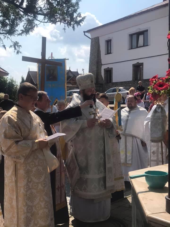 На прощі в Гошеві молилися 2500 медиків 4