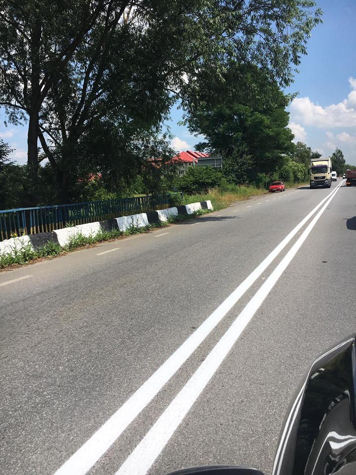 350 км державних доріг на Прикарпатті отримають нову розмітку 2