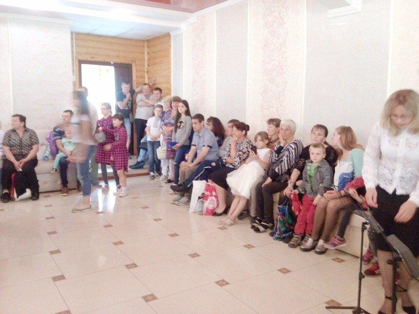 Благодійний фонд Юрія Дерев'янка посприяв проведенню свята для дітей з обмеженими можливостями в Отинії 2
