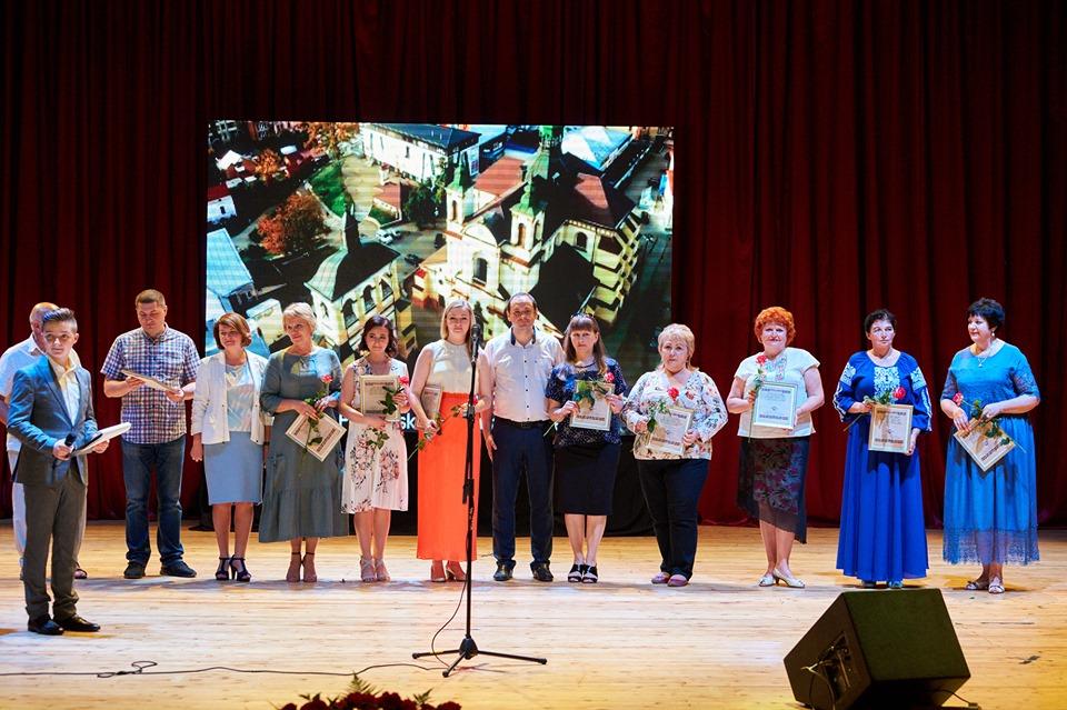 Марцінків привітав медиків з професійним святом і пообіцяв премії 2