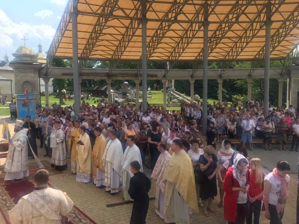 На прощі в Гошеві молилися 2500 медиків 3
