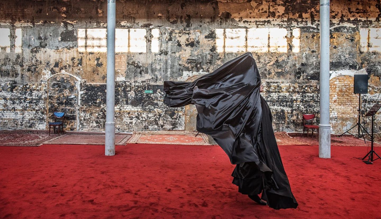 Вистава на скотобійні: франківець Роман Луцький у Театрі Польскому грає Гамлета 18