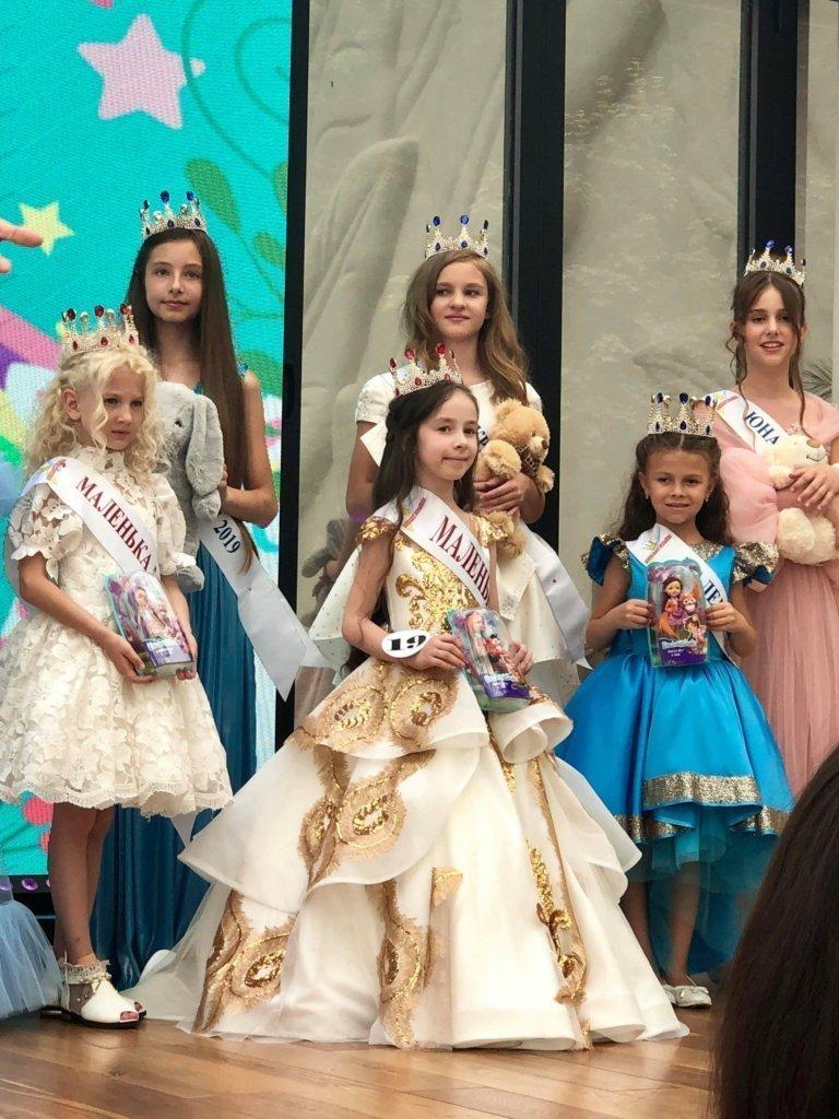 Маленька франківчанка перемогла на фестивалі «Міні-міс Україна 2019» 1