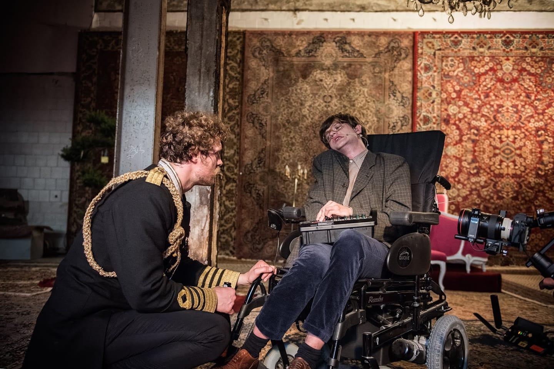 Вистава на скотобійні: франківець Роман Луцький у Театрі Польскому грає Гамлета 22