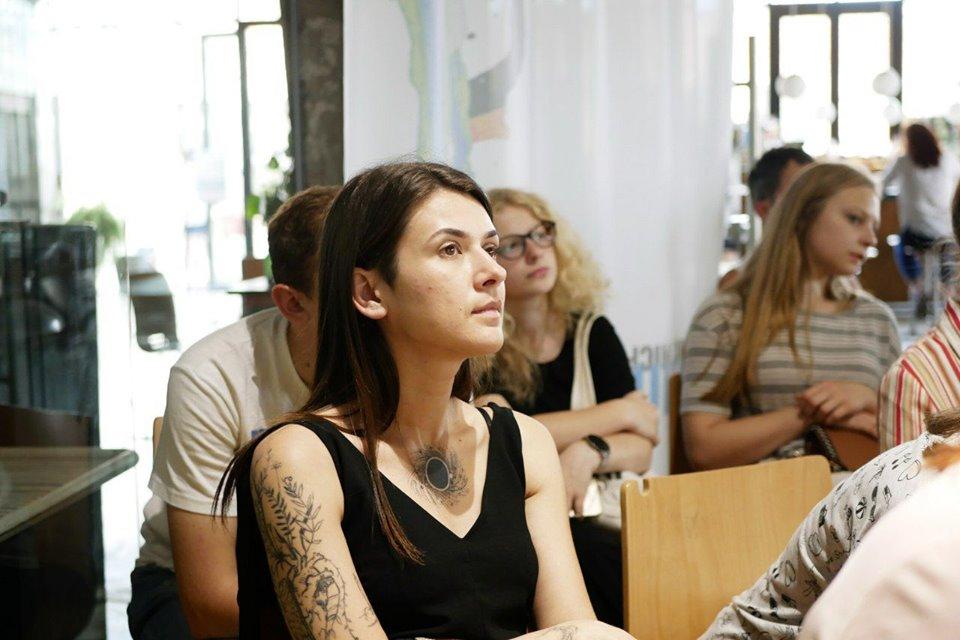 На Промприладі австрійські архітектори проводять унікальну майстерню 6