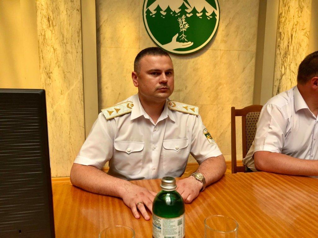 Івано-Франківське управління лісового господарства отримало нового керівника 1