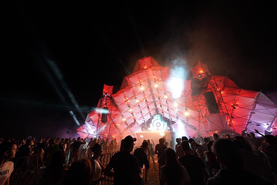 На Прикарпатті достроково завершився фестиваль UNDERHILL 2
