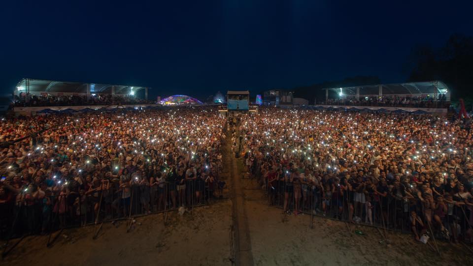 На Прикарпатті достроково завершився фестиваль UNDERHILL 6