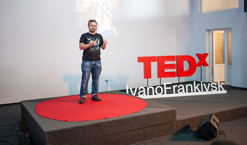 На що мотивують невдачі: у Франківську пройшов TEDx 2