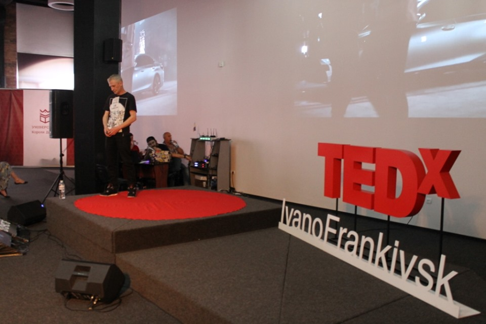 На що мотивують невдачі: у Франківську пройшов TEDx 4