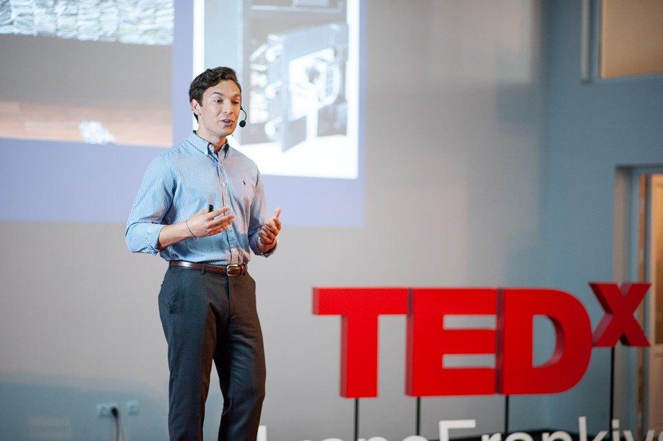 На що мотивують невдачі: у Франківську пройшов TEDx 3