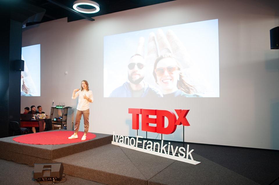 На що мотивують невдачі: у Франківську пройшов TEDx 8