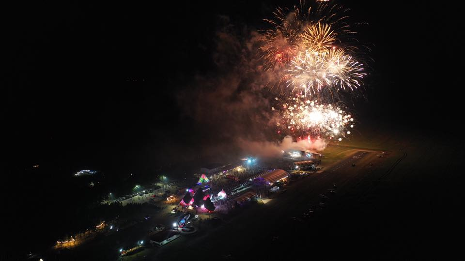 На Прикарпатті достроково завершився фестиваль UNDERHILL 20