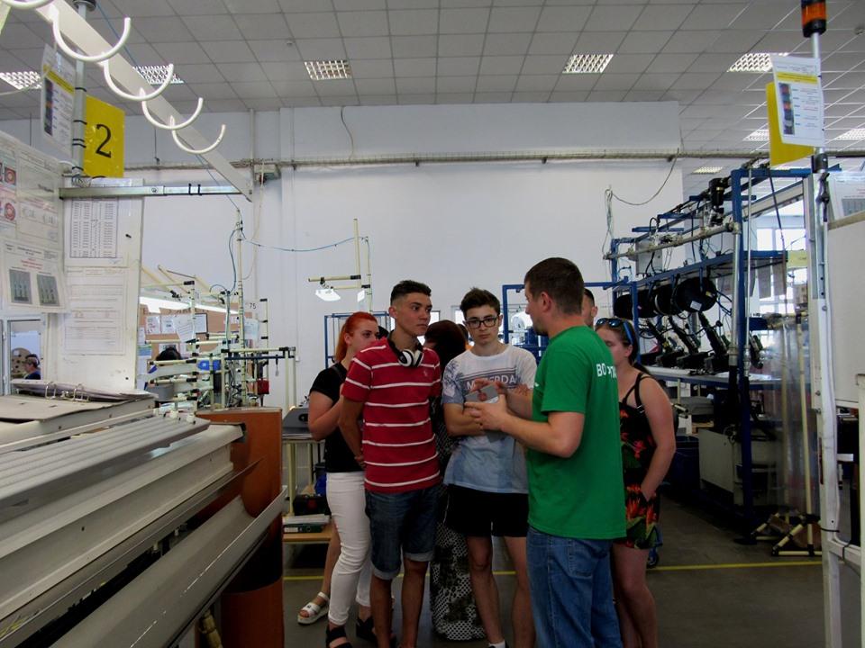 """ВО """"Карпати"""" шукає працівників на лінію для автомобілів """"Шкода Скала"""" 1"""