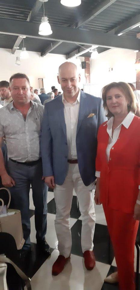 """Депутатка облради від БПП """"Солідарність"""" очолила штаб партії Смешка на Прикарпатті 1"""