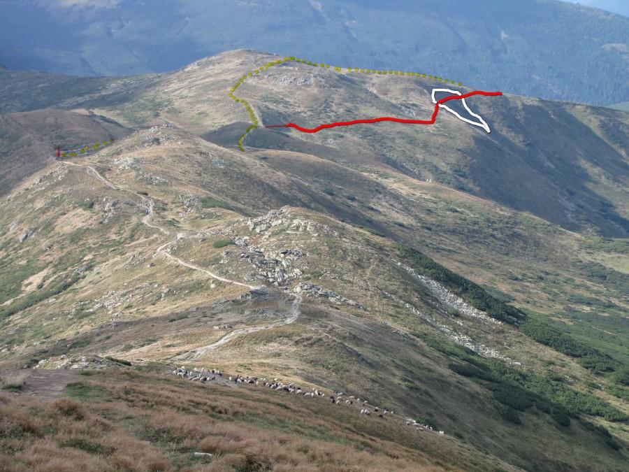 Рятувальник з гори Піп Іван попередив про небезпечні сніжники 2