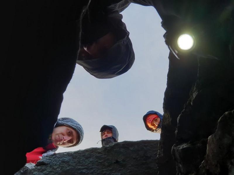 200 м ходів: під горою Піп Іван дослідили печеру 2