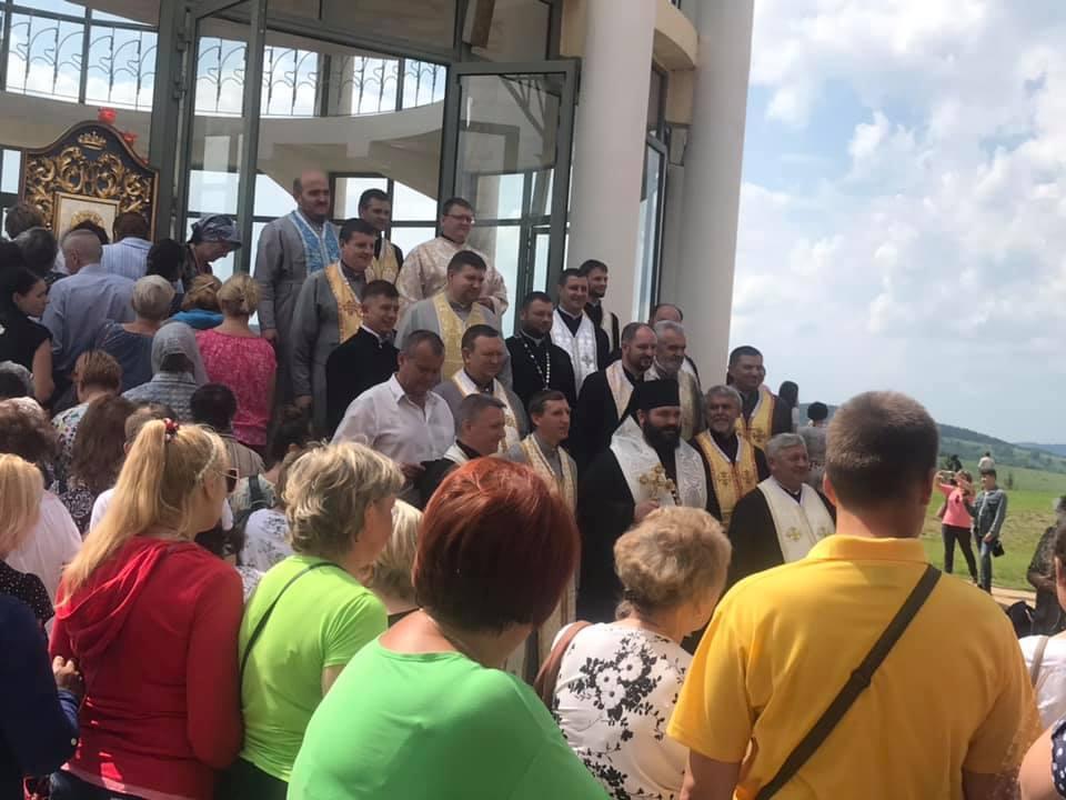 На прощі в Гошеві молилися 2500 медиків 5