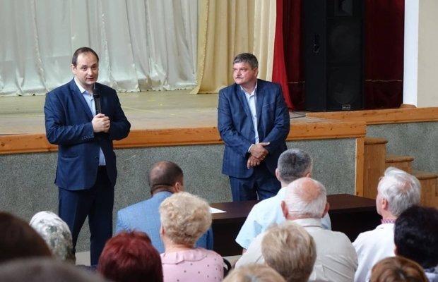 Марцінків агітував мешканців Чукалівки приєднатися до Франківської ОТГ 4