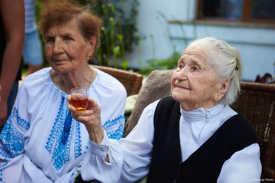 Стефанія Ворончак із Франківська відзначила 100-літній ювілей 6