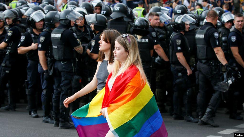 У Києві кілька тисяч людей вийшли на Марш рівності 1