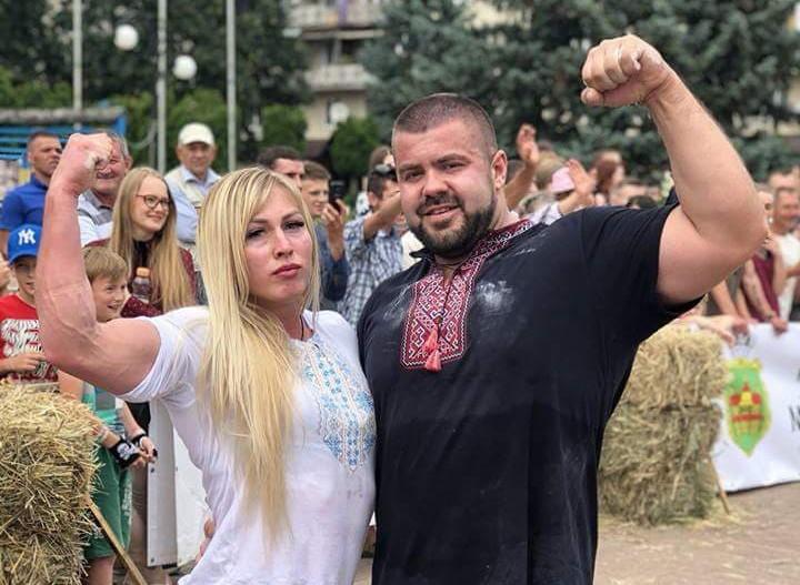 На Богатирських іграх у Франківську позмагаються найсильніші чоловіки і жінки Європи