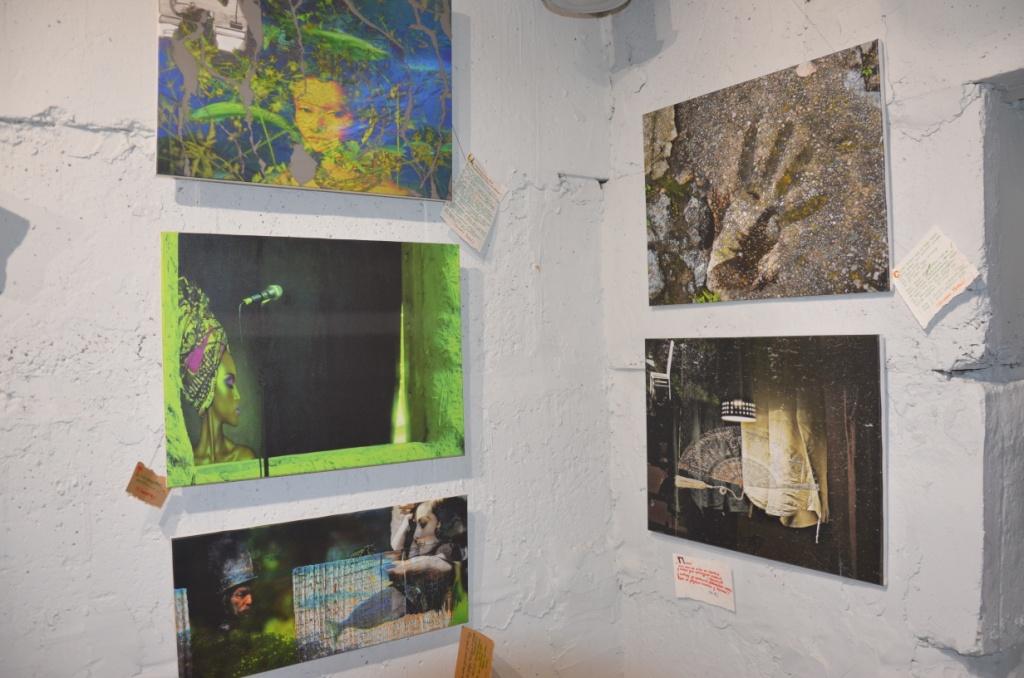 «Сотворіння саду»: у «Ваґабундо» презентували колажі Ніни Андрухович 5