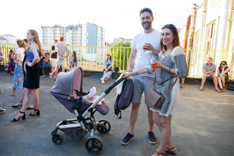 """Оркестр на даху заводу відкрив літній сезон на """"Промприладі"""" 4"""