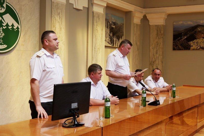 Івано-Франківське управління лісового господарства очолив Віктор Сахнюк 6